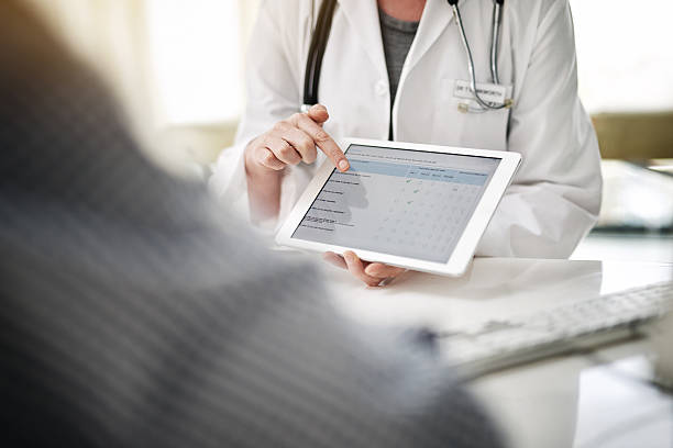 Doctor Tablet Screens